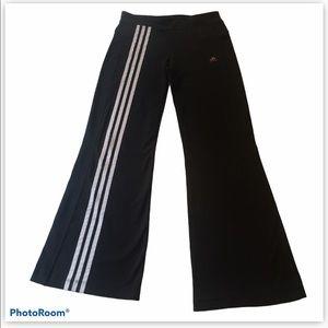 2/$30 Adidas Clima 365 Flare Kick Leg Pants